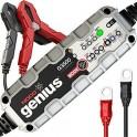 Caricabatterie mantenitore Genius G3500 per moto scooter quad auto e piccole barche 3,5A