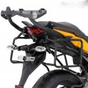 Staffe laterali Monokey specifiche Kawasaki Versys 650 (06-09) KL447