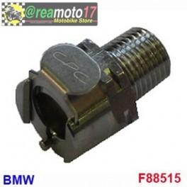 Connettori benzina a sgancio rapido Femmina filettato 17mm NPT F88515
