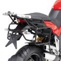 Portavaligie laterale per Ducati Multistrada1200(10-13)