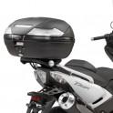Yamaha T-Max 530(12-13)-Attacco posteriore per bauletto MONOKEY® o Monolock
