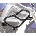 Paramotore tubolare specifico, nero Yamaha XT1200Z/ZE Super Tenerè (10-14)