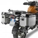 Portavaligie laterale per bauletti GIVI Trekker Outback BMW R1200GS(04-12) e R1200GS Adventure(06-13)