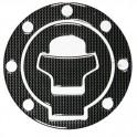Adesivo Carbon Look tappo serbatoio Suzuki, art. 90009