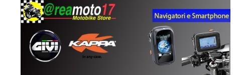 Custodie Navigatori e Smartphone