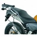 Staffe Monorack specifiche Honda CB 600F Hornet (07-10) KZ263 con Piastra