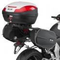 Telaietti distanziatori + kit di montaggio per borse soffici e semirigide Honda CB 1000 R - (08-13)
