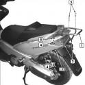Supporto specifico Monokey Yamaha T-Max 500(01-07) KR45