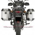 Suzuki DL650V-Strom(04-11) Portavaligie laterale per bauletti GIVI Trekker Outback