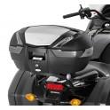 Honda CTX 700DCT (14) attacco per bauletto posteriore